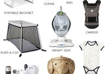 Baby Shower Gift Ideas / by Brooke Rice