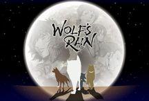 Anime - Wolf's Rain