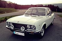 Fiat 124 Sport Coupe CC 1972 / Very rare car in the meantime