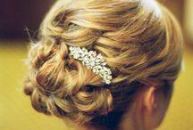 Bridal | hairstyles. / by Shoosh✨