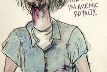Cobain Addict / Kurt Cobain artistry raw and pure! / by Christina Bercot