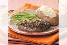 μπριζολες  steaks