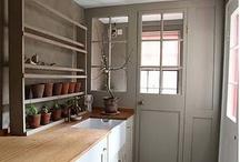 Mud/garden room