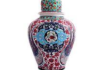 Ceramic / Ethnic Gifts, Bohemian, Home Decoration, Interior Design, Turkish Ceramics