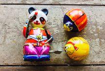 Tin Toys / by Christine Ensell