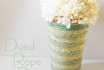 Burlap, Lace, Rope, Other Textiles