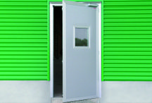Industrial Insulated Doors / Insulated Industrial Closing Systems - MORESCHI