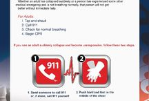 Hands Only CPR / Every second counts