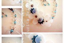 Biżutria z b. plastikowych