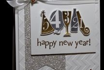 Cards - New Year