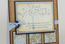 Cards - Sympathy / by Laura Laforest