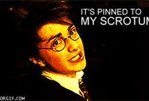 Hilarious Harry Potter Gifs