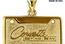 Corvette Jewelry And Watches