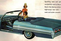 GM ADS AND POSTCARDS / GM Classic Advertising and Postcards over the last 100 years !