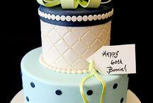 Becky's birthday cake