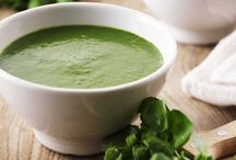 Watercress soup for lungs