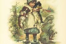 Дети Harriett M Bennett, Ernest Nister