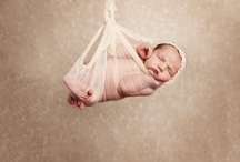 Itty-bittys / Photo ideas for kid pics / by Lucy Liu