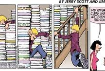 Funnies / Comics, cartoons, funnies, hauskat