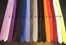 Cravatte slim / Carinissime cravatte slim!   Su Italiantrendy.it il prezzo è Euro 4.9 cad.