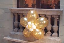globos / Composiciones de globos decorativos
