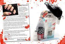 Halloween 2013 / Nasze propozycje stylizacji paznokci