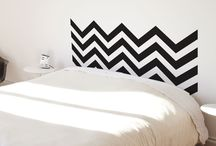 Bed Headboard DIY