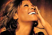RIP Whitney Houston / by GEV Magazine
