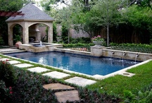 Outdoor Swimming Poolscapes