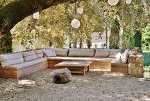 Outdoor... / Terrasse, mobilier de jardin