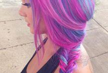 Vlasy - colours