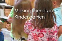 Kindergarten is where I learned...