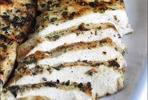 Recipes : chicken breast