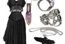 witchcraft :: wardrobe