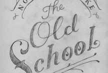 ...no school like the old school. / our Waalwijk history.