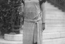 Мода 1920х