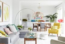 Exoticism / Interiors with use of the exoticism styling