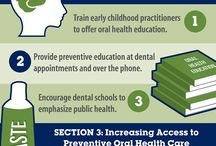 Dental and Oral Health / It has become increasingly clear that our oral health is linked to our overall health. Improvements in oral health can have a positive effect on our lives, even leading to decreased mortality. Yet dental care is one of the most neglected aspects of our general health care.
