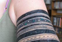 Solid Armband Tattoos / Solid Armband Tattoos