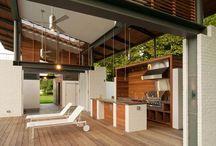 Outdoor Kitchens / by Wayne Benson