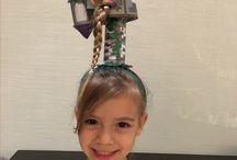 Kids hair & facepaint