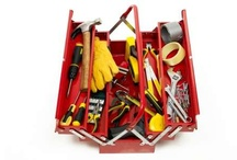 Fixing Things and Tool Kits