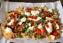 Chaat nachos