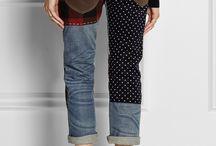 Такие джинсы