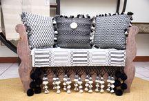 La Casa del Algodon cojines #cushions #homedecore / Cojines Cushions