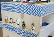 Lego - Aufbewahrung