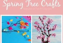 Spring Tree Crafts