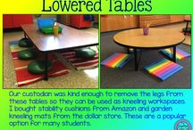 Flexible Classroom Seating Alternatives / by Karen Vis