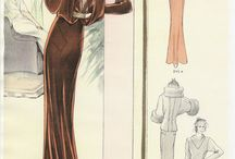 Dresses 1930s