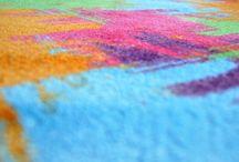 Fußmatten / Fußmatten in diversen Größen und Designs